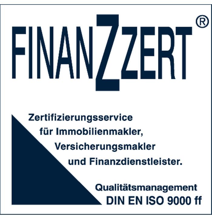 Joachim Krüger FinanzZert ausgezeichnet