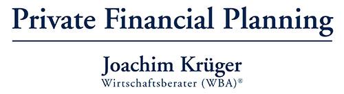 Joachim Krüger Wirtschaftsberatung
